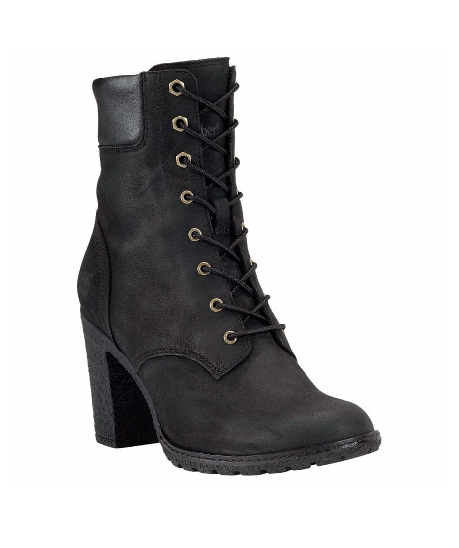 Timberland Women's Glancy 6-inch Boots in Black