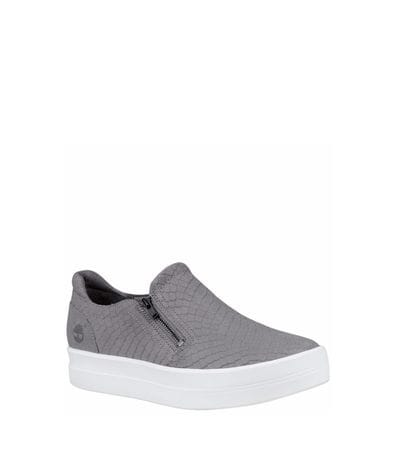 Timberland Women's Mayliss Slip-On Sneaker in Grey
