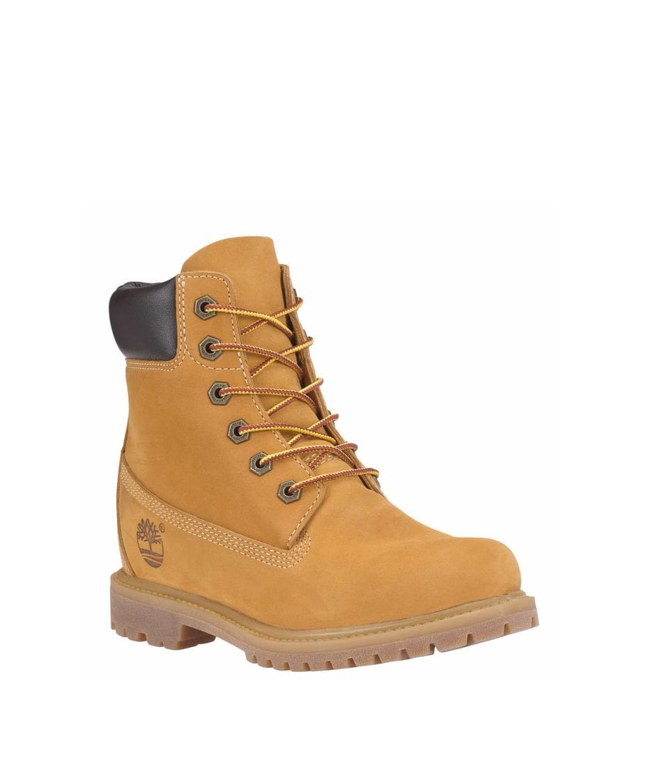 290fe4c606d Timberland Women s 6-in Premium Waterproof Boot in Wheat Nubuck