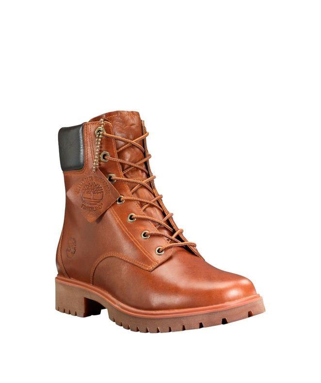 Timberland Women's Jayne 6-inc Waterproof Boots in Brown