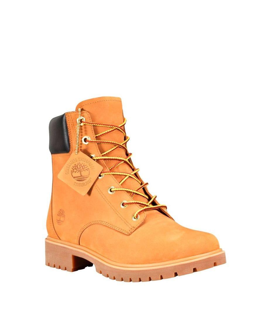 1bf6fe02115 Timberland Women s Jayne 6-inc Waterproof Boots in Wheat - 20% Off ...