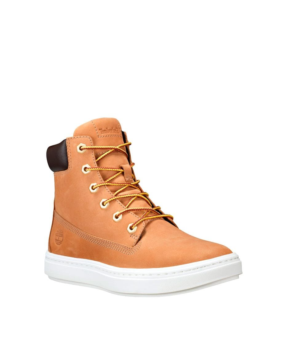 Timberland Women s Londyn 6 inch Boots in Wheat Nubuck