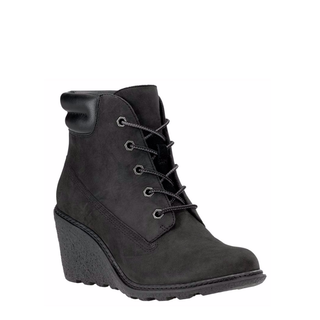 f9b0aeadc4a2 Timberland Women s Glancy 6-inch Boots in Black